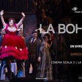 La bohème - Opéra en direct de New York