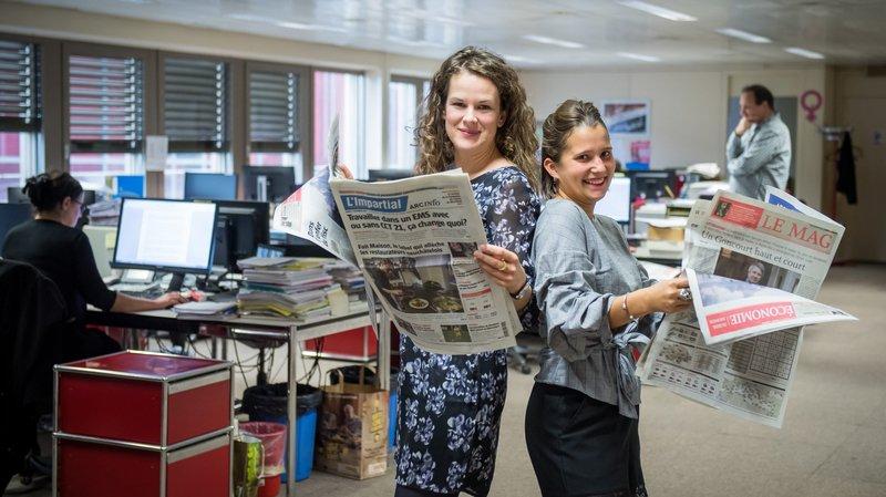 #1 Les métiers qui font nos médias - Anabelle et Vicky, journalistes, racontent l'après-«A+»