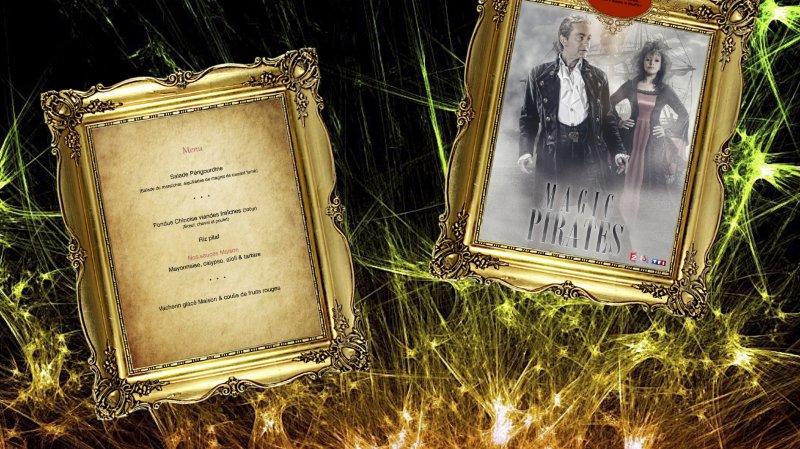 Nouvel An 2018 - Dîner Spectacle - Cabaret Magique
