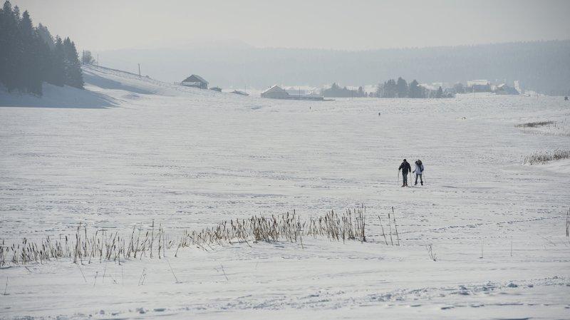 Ce froid glacial devrait se poursuivre ces prochaines nuits, pronostiquent les météorologues.