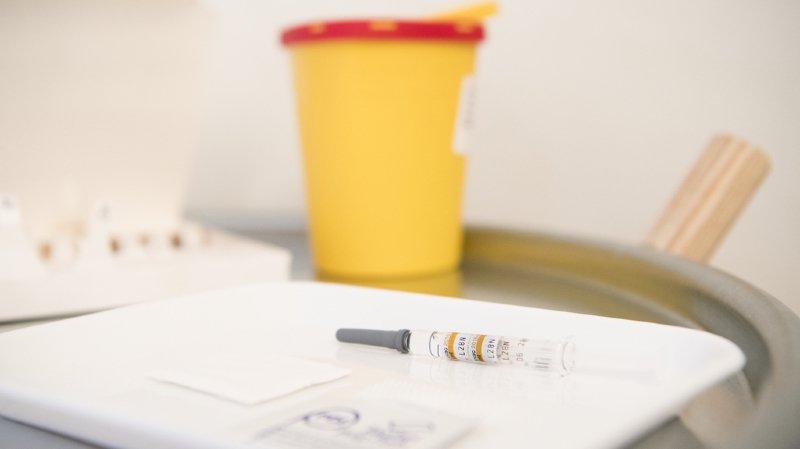 Épidémie: le vaccin contre la grippe n'a protégé que 20 à 30% des personnes traitées en 2016