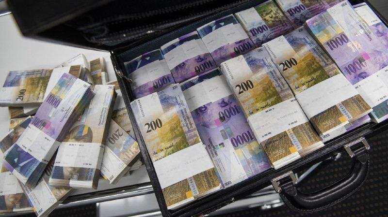 Comptes financiers: le patrimoine net des ménages suisses a augmenté en 2016