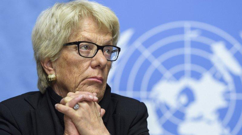 Attentat manqué en 1989: Carla Del Ponte était aussi visée par la mafia italienne