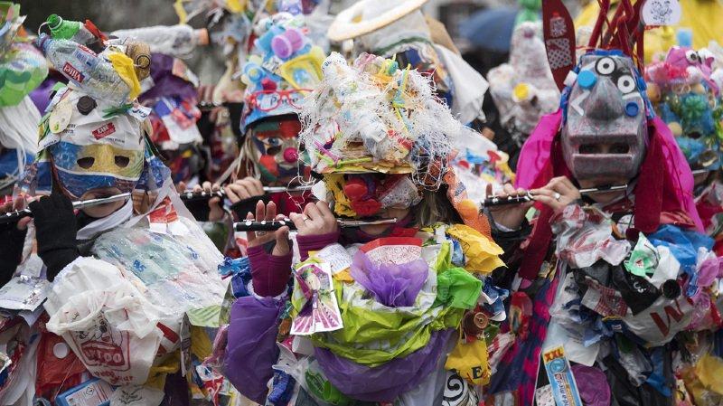 Le carnaval de Bâle rejoint la Fête des vignerons au patrimoine immatériel de l'UNESCO