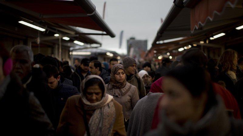 Europe: la population musulmane est en hausse, même sans immigration