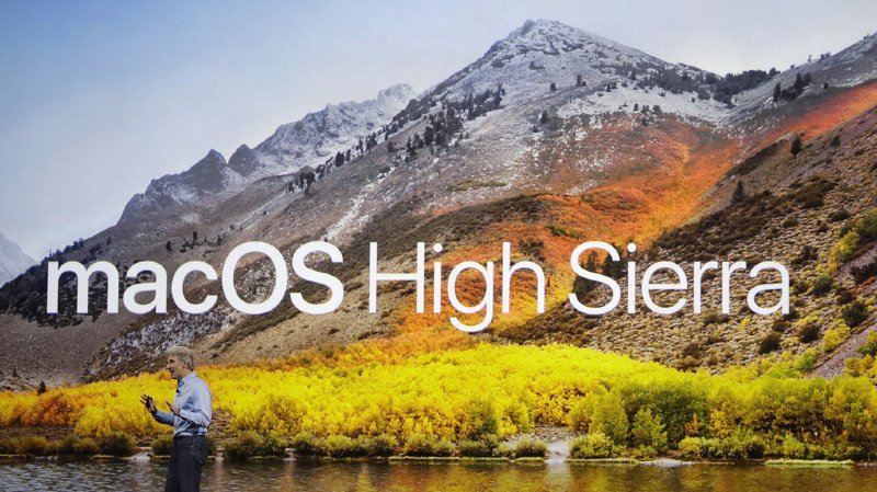 Informatique: Apple corrige en urgence l'importante faille de sécurité qui touche MacOS High Sierra