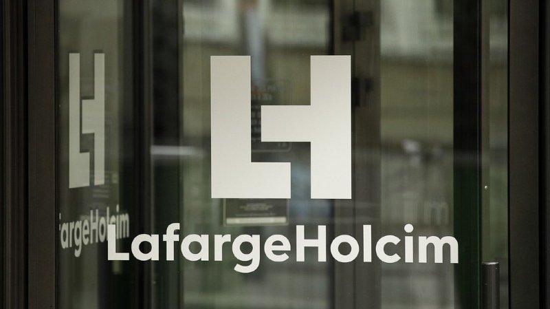 Une perquisition était en cours mardi au siège parisien de LafargeHolcim.