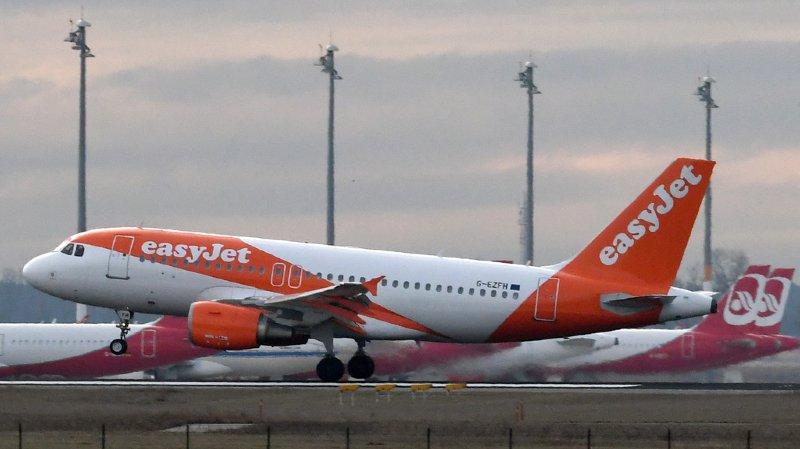 Transport aérien: Easyjet souffre de la concurrence et voit son bénéfice net annuel chuter