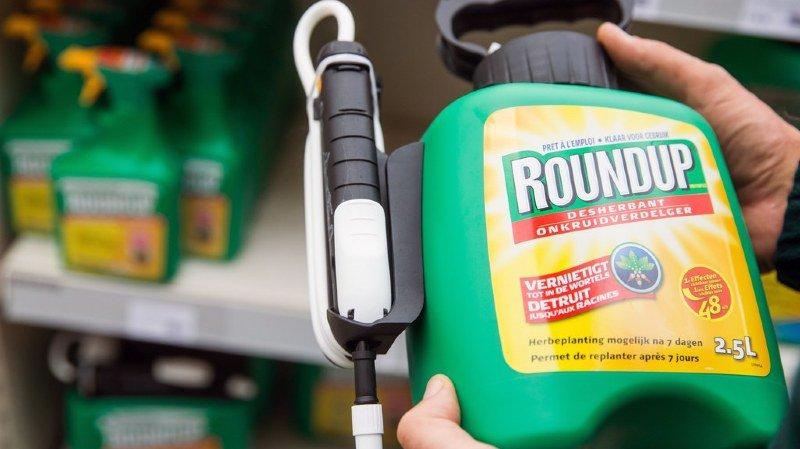 Des traces de glyphosate trouvées dans 40% des aliments consommés en Suisse