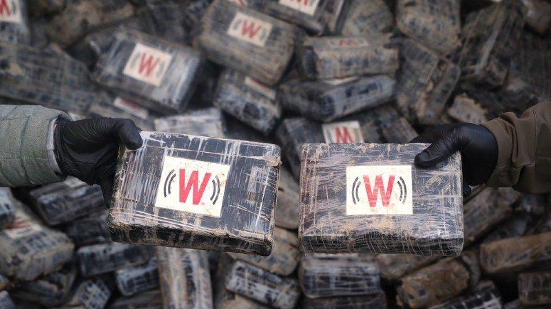 France: plus d'une tonne de cocaïne saisie, 23 suspects interpellés