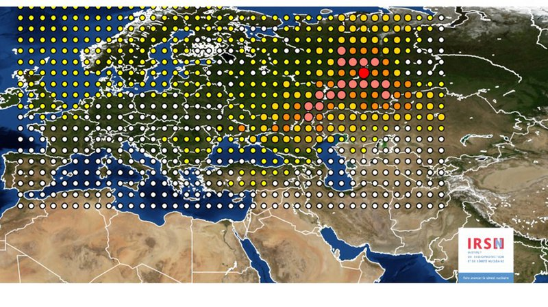 LaRussiereconnaît être à l'origine d'une pollution radioactive