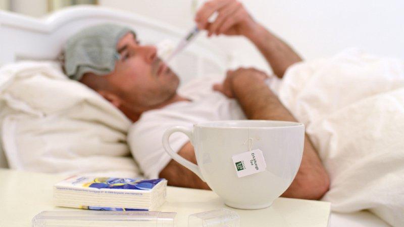 Santé: la grippe coûte 200 millions par année à l'économie et 100 millions en frais médicaux