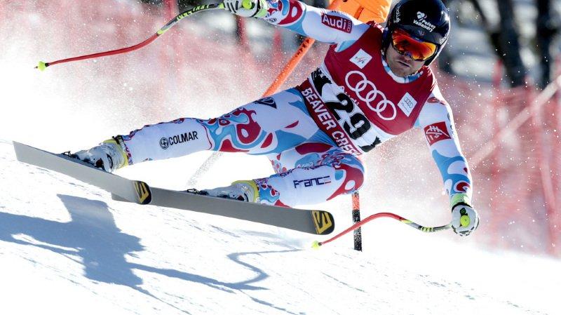 Plusieurs skieurs suisses ont assisté à la chute mortelle de David Poisson (archives).