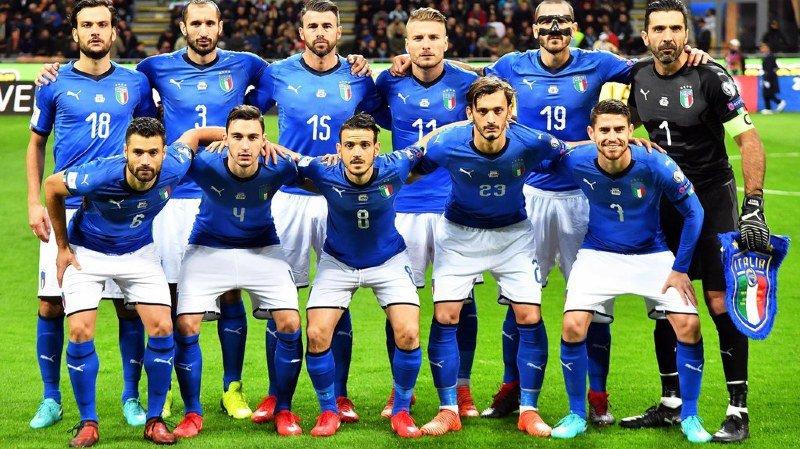 Football: pour la première fois depuis 1958, l'Italie ne se qualifie pas pour la Coupe du monde