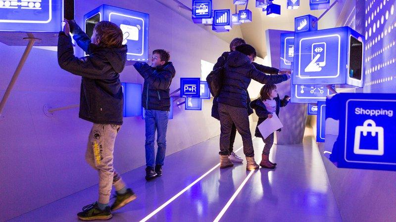 Exposition: le Musée des transports se penche sur la mobilité du futur