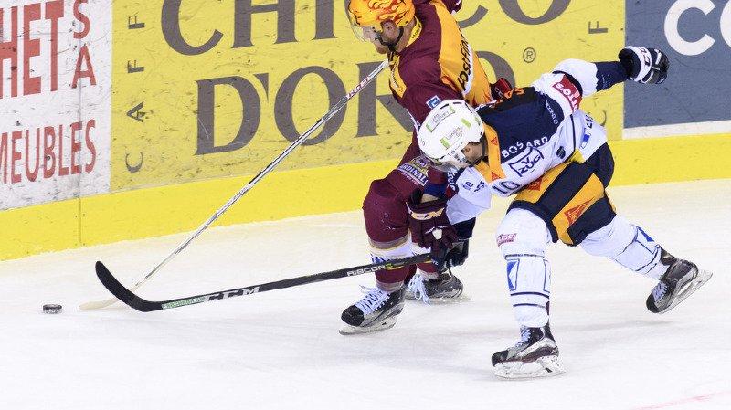 Hockey: Genève-Servette s'incline 3-0 face à Zoug en National League