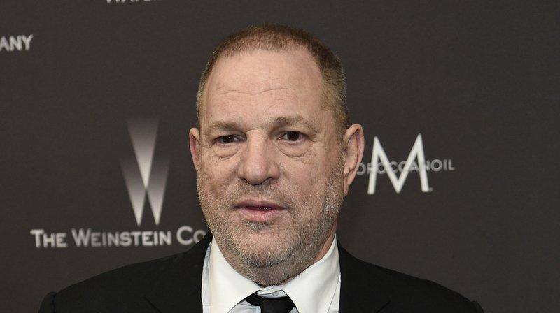 """Harcèlement sexuel: nouvelle plainte contre Harvey Weinstein, accusé de """"trafic sexuel"""""""