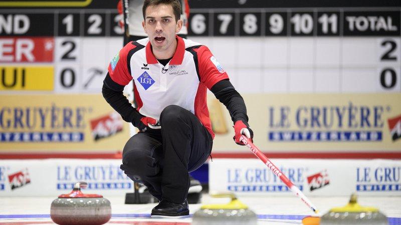 Championnats d'Europe de curling à St-Gall: les Suisses en bronze, les Suissesses 4e