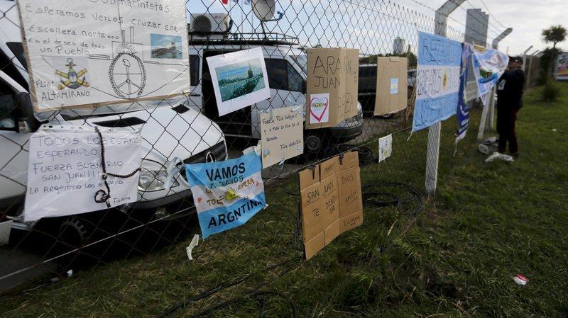 Argentine: une explosion, probable cause de la disparition du sous-marin