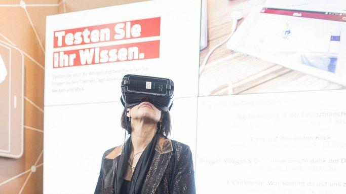 Zurich: première journée suisse du numérique pour rassurer et convaincre