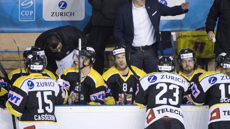 Hockey sur glace: le HC Ajoie se fait surprendre par Langenthal
