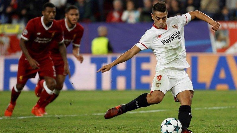 Ligue des champions: mené 0-3 à la mi-temps contre Liverpool, Séville signe l'exploit en terminant sur un match nul (3-3)
