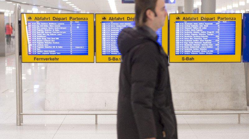 CFF: 11 minutes de moins entre Genève et le Valais, Nyon et Morges mieux desservies par le nouvel horaire