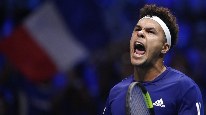 Coupe Davis: Tsonga renvoie Français et Belges dos à dos