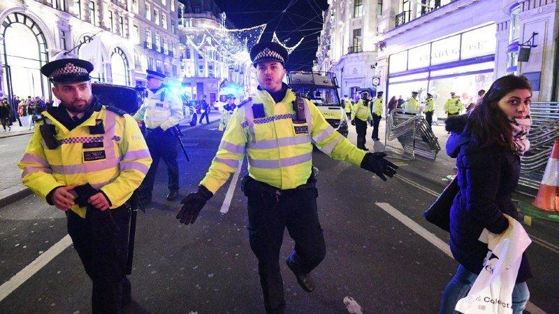 Londres: une bagarre entre deux hommes à l'origine d'un vaste mouvement de panique