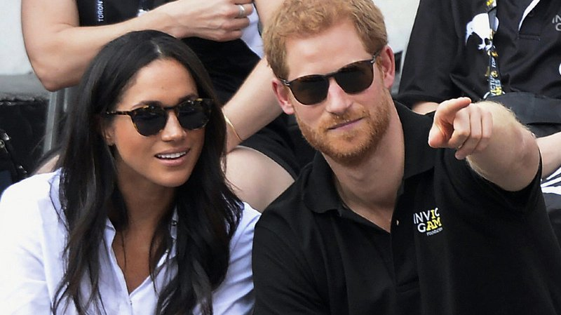 Le prince Harry et l'actrice américaine Meghan Markle se sont fiancés et se marieront au printemps 2018.