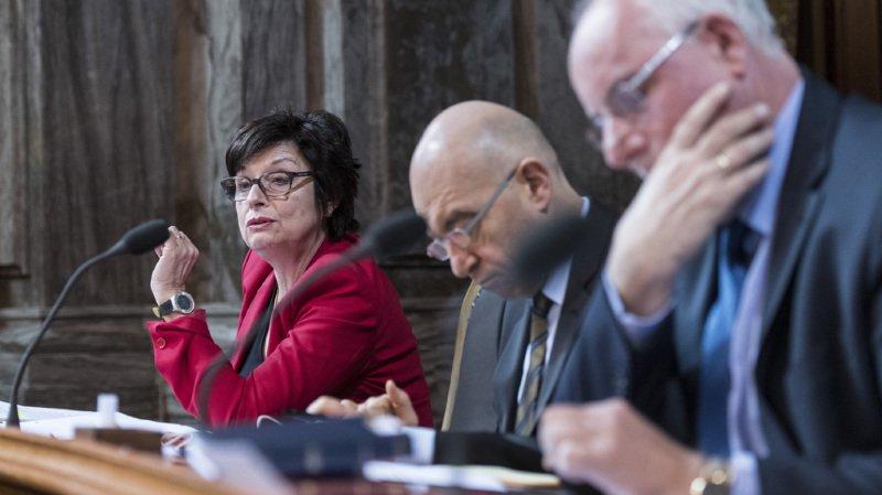 Les sénateurs ont décidé à une large majorité (33 voix contre 11) d'augmenter la contribution financière au domaine des écoles polytechniques fédérales de 53 millions.