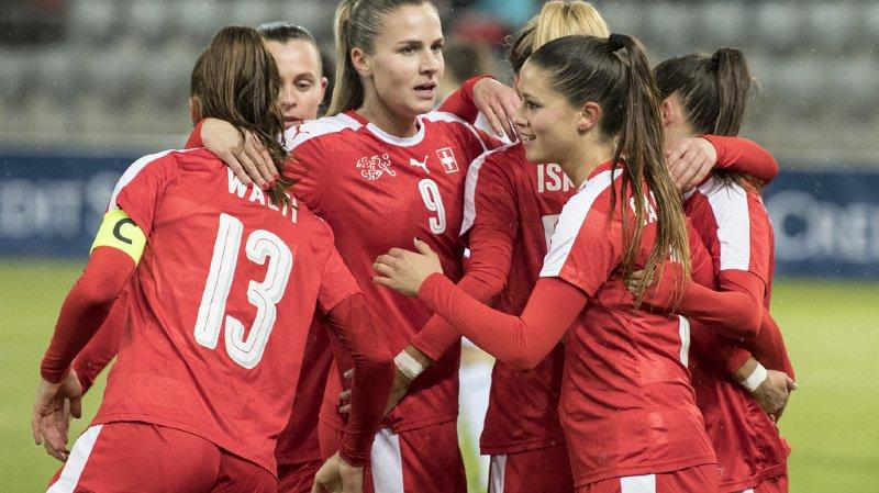 Football: la Suisse bat l'Albanie 5-1 en qualifications de la Coupe du monde