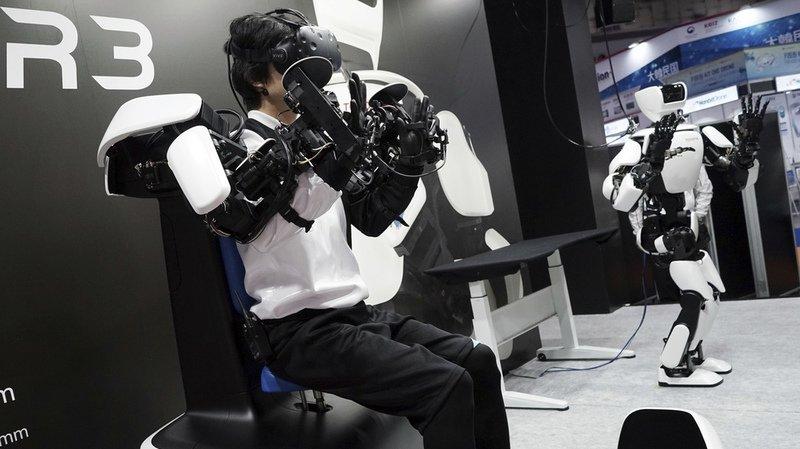 Technologies: T-HR3, le nouveau robot humanoïde contrôlable à distance de Toyota