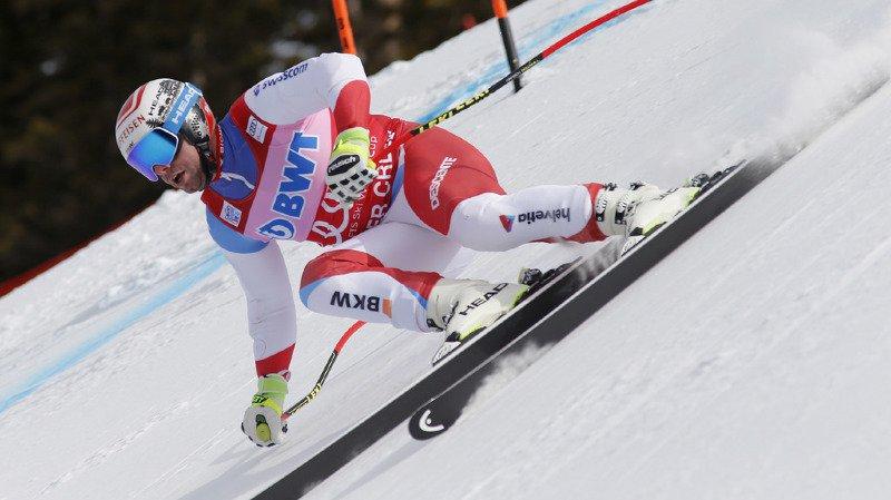 Coupe du monde de ski alpin: les Suisses prennent leurs repères à l'entraînement de Beaver Creek