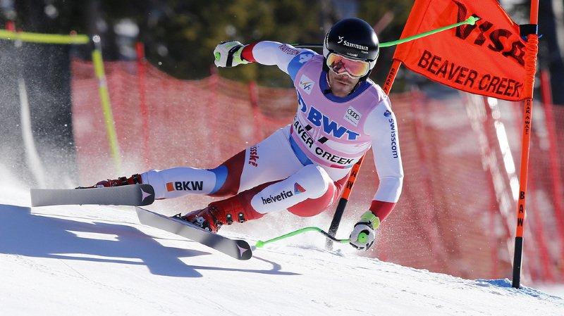 Ski alpin: victoire autrichienne au Super-G de Beaver Creek, les Suisses largués