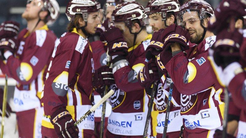 Hockey: Genève-Servette replonge sous la barre après une défaite 0-4 aux Vernets face à Lugano