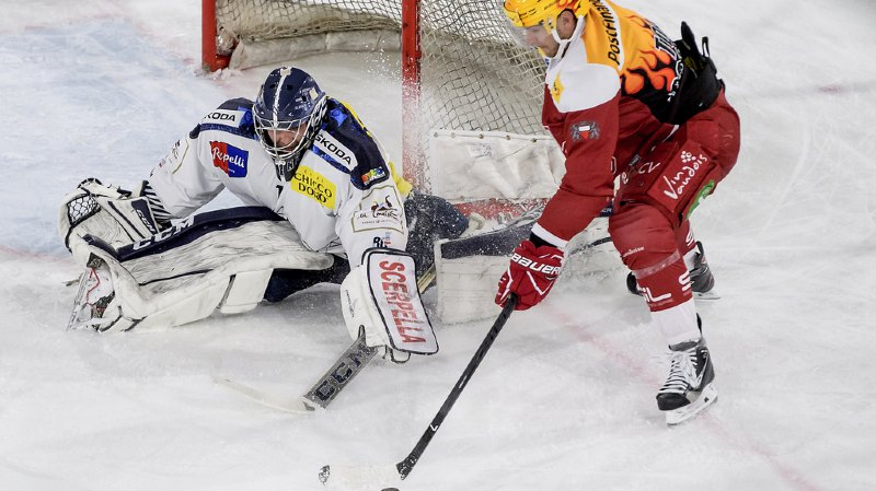 Hockey: soirée faste pour les Romands, Lausanne, Fribourg et Bienne s'imposent