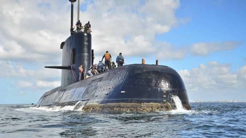 Sous-marin argentin disparu: un nouvel objet détecté  à 1000 mètres de profondeur