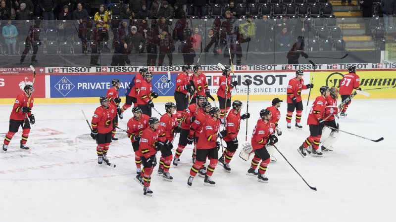 Hockey: Berne et Zurich gagnent les matchs aller des quarts de finale de la Ligue des champions