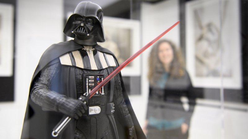"""Yverdon (VD): la Maison d'Ailleurs interroge les mythes modernes avec """"Je suis ton père !"""""""