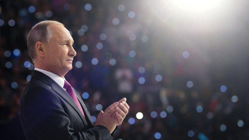 Russie: Vladimir Poutine sera candidat à la présidentielle de 2018