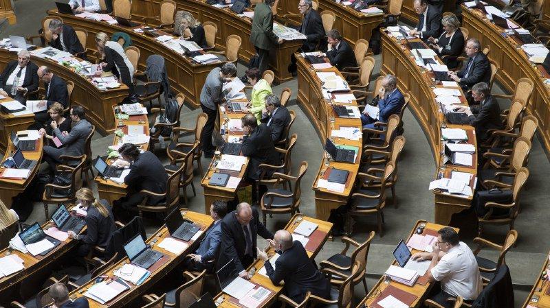 Parlement: le Conseil national est majoritairement réformé, le Conseil des Etats plutôt catholique