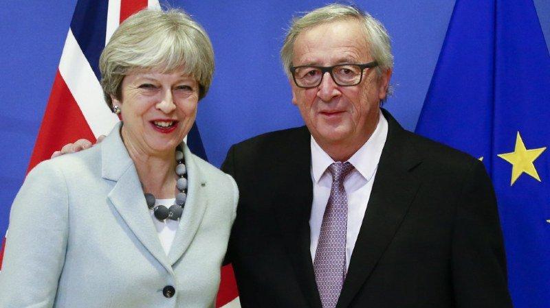 Bruxelles: l'UE et le Royaume-Uni trouvent un accord sur le Brexit