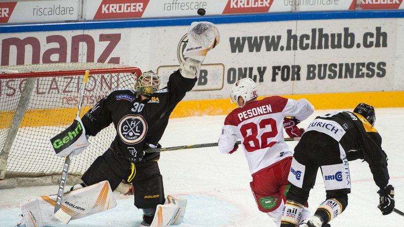 Hockey: en National League, Genève et Lausanne s'imposent à Berne et à Lugano, Fribourg s'incline face à Davos