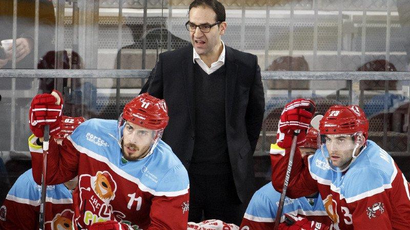 Hockey: Lausanne s'incline contre Bienne en National League