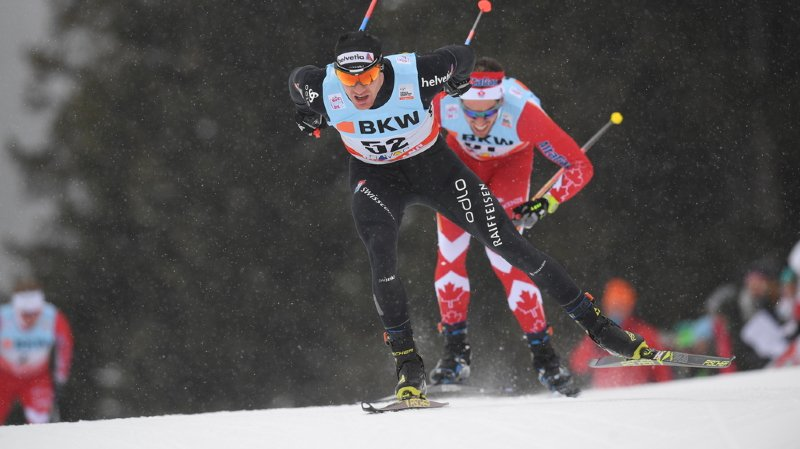 Ski nordique à Davos: Dario Cologna 5e au 15 km skating