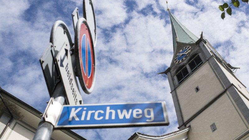 Justice: les cloches de l'église réformée de Wädenswil (ZH) pourront encore sonner la nuit