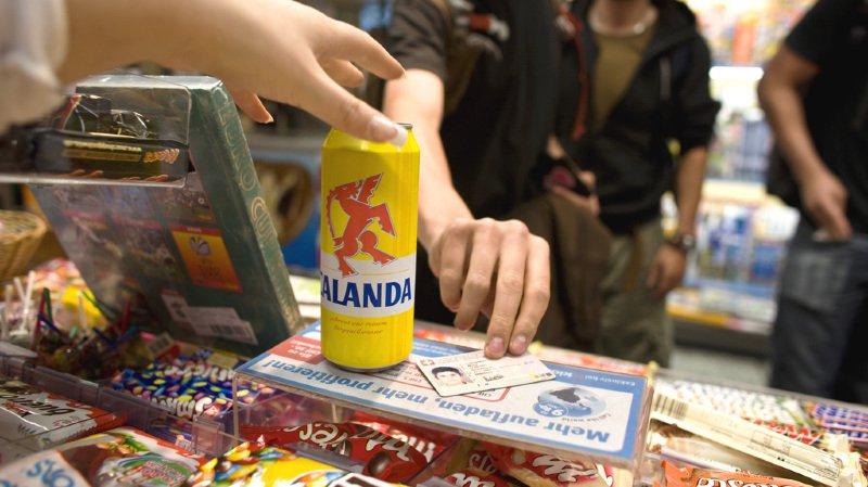Toujours pas d'achats tests d'alcool dans le Jura
