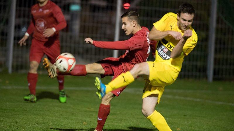 Duel Béroche-Gorgier - Marin en deuxième ligue