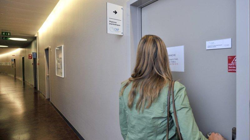 Le Centre d'urgences psychiatriques officie jour et nuit à l'hôpital Pourtalès pour répondre aux situations de crise et pathologies aiguës.
